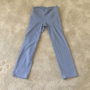 Athleta Cropped Flare Yoga Pants